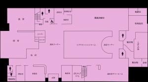 1階フロア